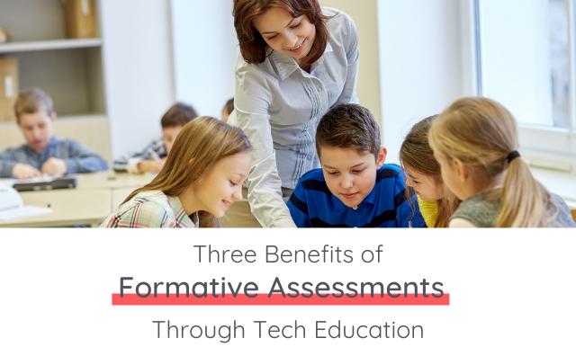 How Online EdTech Platforms Can Strengthen Formative Assessments
